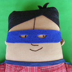 Karl (with a K) Boy Rag Doll pattern – Shiny Happy World