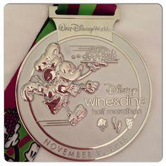 runDisney's Wine and Dine Half Marathon #rundisney #winedinehalf