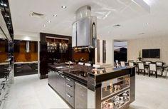 una cocina increíble con los mejores electrodomésticos