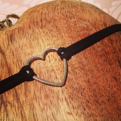 Unique Love Heart Pixie Choker via AngaarA . Click on the image to see more!