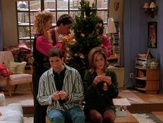 """Decorating The Tree Dressed Like A Tree 