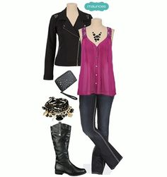 I love this look from maurices!!