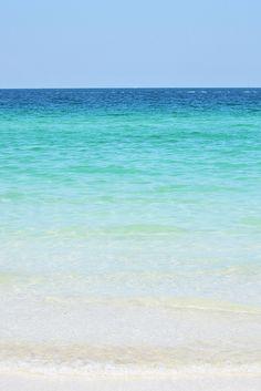 Ocean Color Scheme