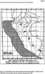 10.12.12: Los textos emitidos por Perú y mapas de diferentes naciones que utiliza Chile ante La Haya. #LaHaya #Peru #Chile