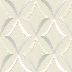 MLV34014 Cream Paxton Wallpaper - Modern Living by Chesapeake hallway then combine with floral in colection