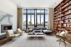 funnyman Mike Myers is selling his stunning NYC apartment