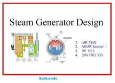 Types Of Boiler, Mechanical Power, Steam Boiler, Steam Generator, Water Walls, Oil Burners, Presentation Design, Surface Design, Wall Water Features