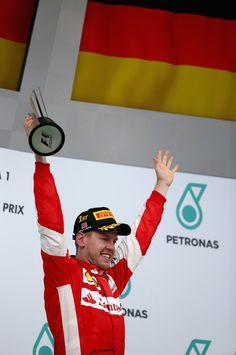 Sebastian Vettel Photos: F1 Grand Prix of Malaysia