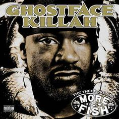 """New release: 2016 reissue of """"More Fish"""" by Wu-Tang Clan member Ghostface Killah // 2xLP Respect The Classics pressing on high quality #vinyl // Brand new @ https://www.discogs.com/sell/item/344962840"""