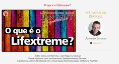 [HOJE] Hangout – Conferência: O que é o Lifextreme?
