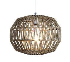 Macca 1 Light Globe Pendant