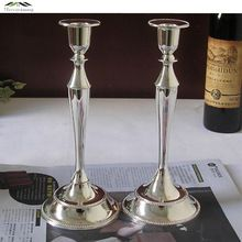 Top 2PCS/LOT Silver/Gold Plated Candle Holders 1-Arms Stand Zinc Alloy Nice Metal Pillar For Wedding Event Portavelas Candelabra Offers -  Cheap 2PCS/LOT Silver/Gold Plated Candle Holders 1-Arms Stand Zinc Alloy Nice Metal Pillar For Wedding Event Portavelas Candelabra Deals. Buy this only for US $17.55 - 27.55 per piece. This candle holders buyer had been buy it already at least 11 products. Click here to see special discount for new customer from Romantic Life Decoration Store seller…
