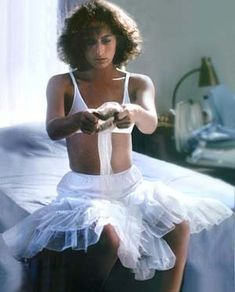 Baby: Coming-of-age Jewish princess learns how to thrust-n-grind with Patrick Swayze, and becomes an icon for young girls of a certain age. Nobody puts her in the corner now. (Dirty Dancing, 1987, Emile Ardolino. Portrayed by Jennifer Grey)