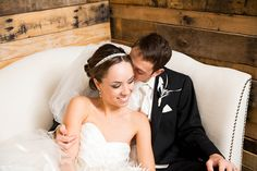 James Brittney, The Stanley Event Space, Lees Summit MO, Wedding Photography | The Mullikin Studio