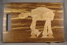 AT-AT Cutting Board ~ Star Wars kitchen