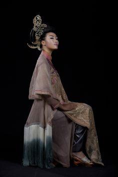 Minh Hanh. Vietnamese Fashion Designer FW11 Photo: Jack Dabaghian Model: Huyen Trang