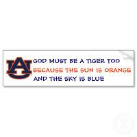true! War Eagle!