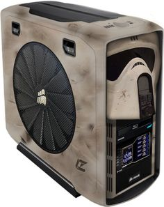 Star Wars Scout Trooper PC Case Mod - Dorkly Picture