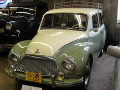 DKW Universal Style Wagon Car