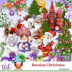 Russian Christmas by Kastagnette [kasta_RussianChristmas] - Christmas Ornaments, Holiday Decor, Xmas, Christmas Stuff, Christmas Jewelry, Christmas Decorations, Christmas Decor