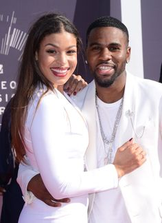 Pin for Later: It's Over: The Biggest Celebrity Breakups of 2014 Jason Derulo and Jordin Sparks