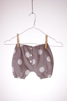 Polka bloomers for boomba!