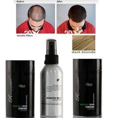 Revolution Natural 2 Dark Blonde Hair Fibers   Hold Spray   Brilliance Comb >>> This is an Amazon Affiliate link. Read more reviews of the product by visiting the link on the image.