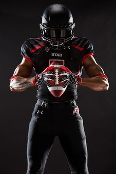University of Utah Football Hall of Fame Photography by Kevin Winzeler via Behance Football Senior Pictures, Football Poses, Sports Football, Soccer Boys, Sport Motivation, American Football Nfl, Utah Utes Football, Patriots Football, Ran Nfl