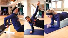 Look like an Olympian: Nastia Liukin's 3 moves for amazing abs