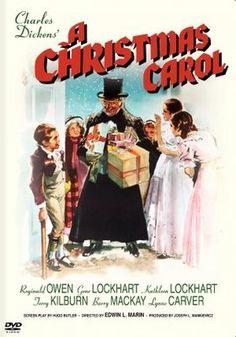 A Christmas Carol (1938) movie poster #645319