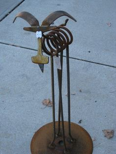 Recycle by Iron Art - Genoa Ohio