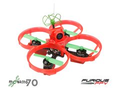 FuriousFPV MOSKITO 70 (FRSKY) - The Perfect WHOOP, FURIOUS FPV