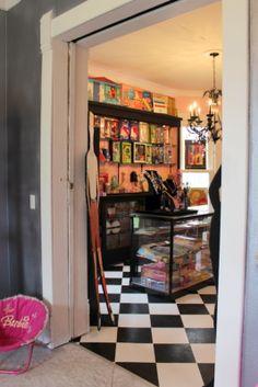 Like us on facebook.  Dream House Dolls