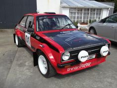 ford escort mk2  #cars #wheels #tyres @alloywheels