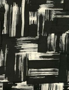 Luli Sanchez - textural brush strokes