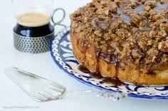 Caramel apple coffee cake   A Sweet Muddle