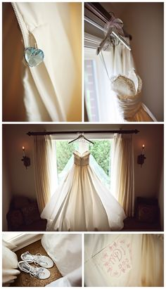 Amsale Coco wedding gown.  Photography by Heather Brulez.