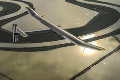 Solar Impulse Planning Two Stops in India in 'Round the World Flight - EVWORLD.COM