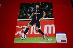 EDISON CAVANI napoli PSG uruguay world cup signed 11X14 1 - PSA/DNA Certified - Autographed Soccer Photos *** Click on the image for additional details.
