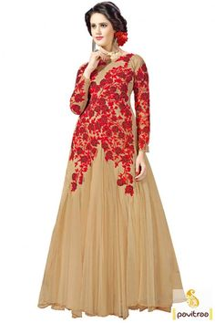 b7a917802e8 187 Best Latest Fancy Gown and Floor Length Anarkali Salwar Suits ...