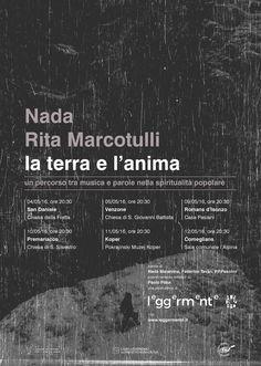 09/05/2016 –Romans d'Isonzo (Go)Casa Pasiani Nada Malanima (voce) e Rita Marcotulli (pianoforte)conducono lo spettatore in una dimensione parallela, inizialmente sognante, dovecanti…