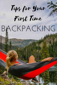Heading on your first backpacking trip? Here's how to ease yourself in to longterm travel to avoid being overwhelmed!