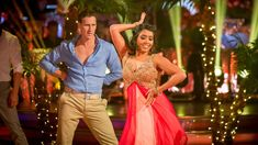 Sunetra Sarker & Brendan Rumba to 'The Girl From Ipanema' - Strictly Come Dancing: 2014 - BBC One