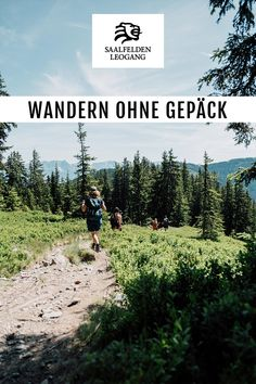 Ein Schritt nach dem anderen, neue Plätze entdecken, die wunderschöne Aussicht genießen, die Freitheit in den Bergen spüren - das ist einfach wandern. Bei einer Mehrtages-Wanderung intensivieren sich die Eindrücke, aber der Rucksack muss deshalb nicht schwerer werden. Beim Wandern ohne Gepäck könnt ihr ganz unbeschwert jeden Tag mit einem Tagesrucksack eine Etappe erwandern, während euer Gepäck von Unterkunft zu Unterkunft gebracht wird. Bergen, Movies, Movie Posters, Alps, Hiking, Films, Film Poster, Cinema, Movie