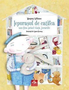 Iepurasul de catifea - Margery Williams (www.carteacopiilor.ro)