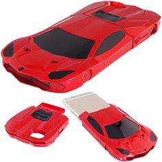 WwWSuppliers 3D Luxury Fast Sports Race Car Case for Apple iPhone 6 Plus / iPhone 6S Plus Detachable Stand Cover + Screen Protector (Red) WwWSuppliers http://www.amazon.com/dp/B01E9HZNGU/ref=cm_sw_r_pi_dp_ysaexb1ZSHQPM