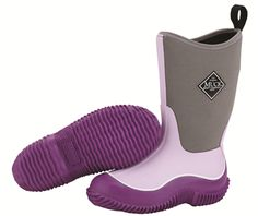 These lovely Kids Hale Muck Boots are finished in a stylish Purple/Grey colourway which will fast become a favoured item of footwear. These Girls, Kids Girls, Muck Boot Company, Muck Boots, Pull On Boots, All Things Purple, Boot Brands, Kids Boots, Purple Grey