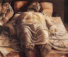 Andrea Mantegna's painting