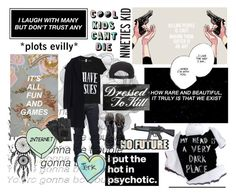 """""""Pumped Up Kicks..."""" by thepsychopath ❤ liked on Polyvore featuring art"""