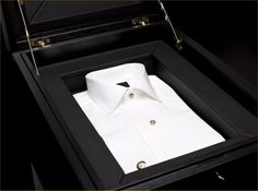 The world's most expensive shirt is valued at $45,000. Eton shirts are celebrating their 80th birthday in style, the Swedish company have commissioned an ultra-special shirt which is excessive even by Elton John standards.